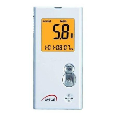 Avital 6276 vércukorszintmérő.