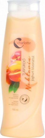 Charlotte tusfürdő nektarin joghurt 750ml
