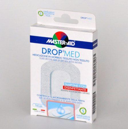 Drop med 5db 5cmx7cm