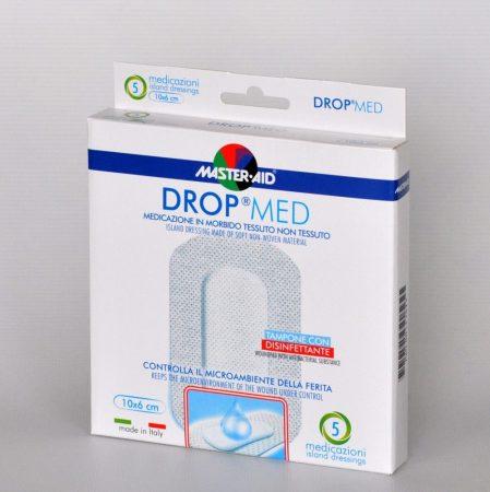 Drop med 5db 10cmx6cm