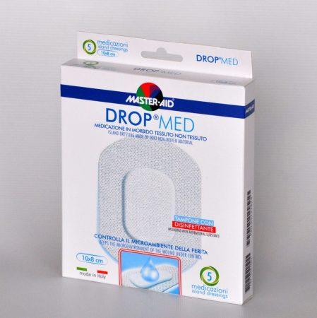 Drop med 5db 10cmx8cm