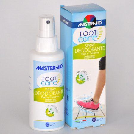 Foot Care dezodoráló lábspray 100ml