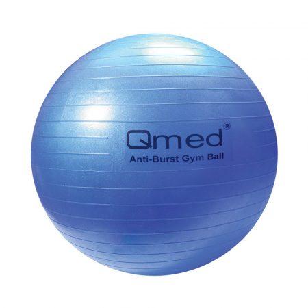 QMED Fizioball 75cm kék