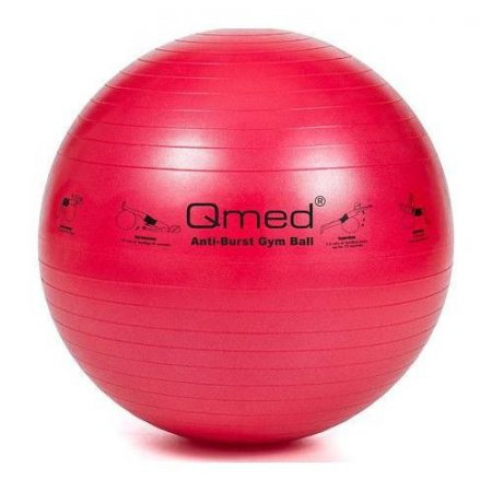 QMED Fizioball 55cm piros