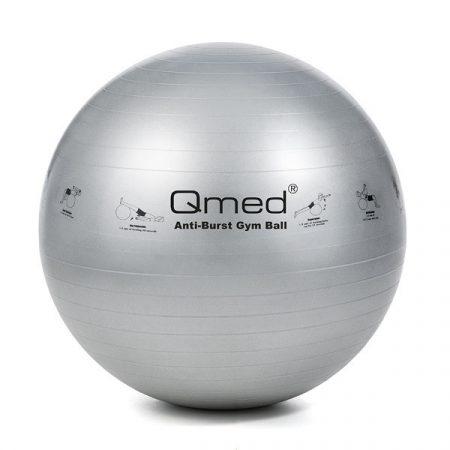 QMED Fizioball 85cm szürke