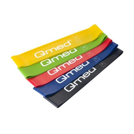 QMED Gumiszalag hurok szett (5db, 50x5cm)