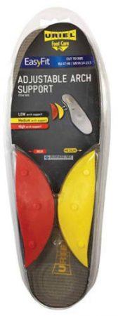 Easy Fit állítható lábboltozat támasztó betét It-305 Uriel 35-48 méretek
