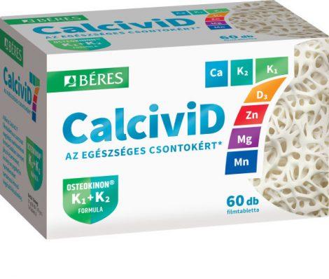Béres CalciviD 7 filmtabletta
