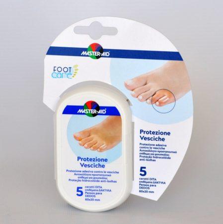 Foot Care vízhólyag tapasz ujjakra 5db