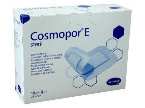 Cosmopor E Hypoallergén steril öntapadó szigetkötszer,nedvszívó betéttel.