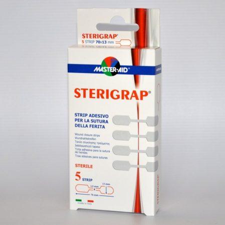 Sterigrap sebzáró t. 5db 70 x 13/3,5mm